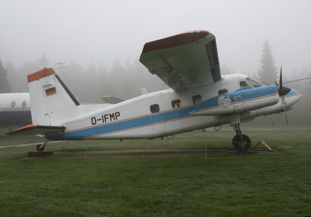 Dornier Do-28D Skyservant photo