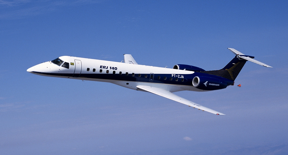 Embraer ERJ-140 photo