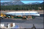 photo of BAC One-Eleven 401AK N711ST