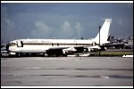 photo of Boeing 707-124 HI-384HA