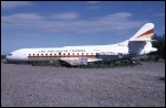 photo of Sud Aviation SE-210 Caravelle 10R `SE-SAOB`