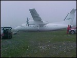 photo of de Havilland Canada DHC-8-103 LN-WIS