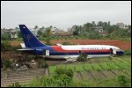 photo of Boeing 737-2H6 PK-CJG