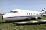 photo of Canadair-Challenger-604-N604JW