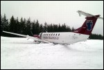 photo of Beechcraft 1900C C-GCMZ