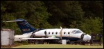 photo of Beechcraft Beechjet 400A N826JH
