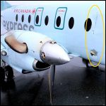 photo of Beechcraft 1900D C-FEVA