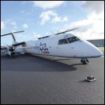 photo of de Havilland Canada DHC-8-402Q Dash 8 G-JECP