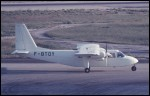 photo of IRMA/Pilatus-Britten Norman BN-2A-8 Islander F-BTOY