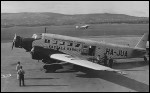 photo of Junkers Ju-52/3mg3e HA-JUA