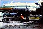photo of Lockheed L-049E Constellation N2737A