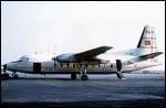 photo of Fairchild F-27 TC-KOP
