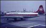 photo of Vickers 757 Viscount CF-THK