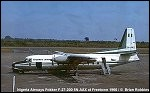 photo of Fokker F-27 Friendship 200 5N-AAX