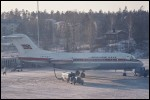 photo of Fokker F-28 Fellowship 1000 LN-SUY