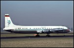 photo of Ilyushin 18V LZ-BEM