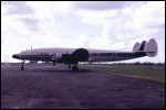 photo of Lockheed L-1049 Super Constellation N6906C