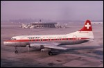 photo of Convair CV-640 HB-IMM