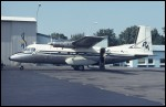 photo of Nord 262A-24 F-BNTT
