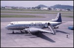 photo of Vickers 785D Viscount HC-ARS
