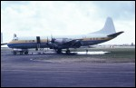 photo of Lockheed L-188CF Electra N126US