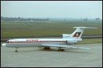 photo of Tupolev Tu-154A LZ-BTN