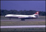 photo of Sud Aviation SE-210 Caravelle 10R HB-ICK
