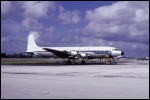photo of Douglas DC-7CF N73675