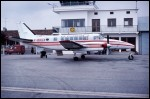 photo of Beechcraft 99 F-BRUX