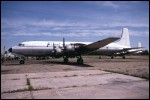 photo of Douglas DC-7CF N356AL