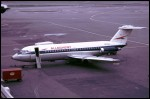 photo of BAC One-Eleven 203AE N1550