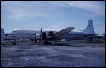 photo of Douglas DC-7CF N244B