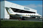 photo of Grumman American G-1159 Gulfstream II TT TR-KHB