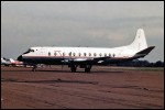 photo of Vickers 812 Viscount N501T