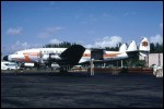 photo of Lockheed L-749A Constellation (VC-121B) HI-328