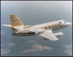 photo of Lockheed L-1329-25 JetStar II 5A-DAR