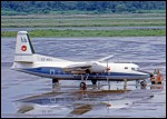 photo of Fokker F-27 Friendship 600 S2-ABJ
