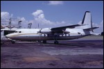 photo of Fairchild F-27 9Q-CST