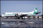 photo of Lockheed L-188CF Electra N854U