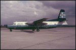 photo of Fokker F-27 Friendship 200 G-BMAU