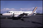 photo of Embraer 110P1 Bandeirante ZS-LGP