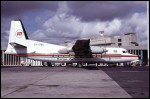 photo of Fokker F-27 Friendship 200 5Y-BBS