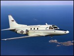 photo of North American Rockwell CT-39E Sabreliner 158381