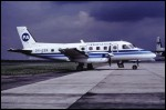 photo of Embraer 110P1 Bandeirante OH-EBA
