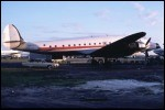photo of Lockheed L- 749A Constellation N6021C