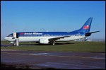 photo of Boeing 737-4Y0 G-OBME