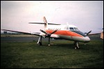 photo of Handley Page HP-137 Jetstream T.2 XX489