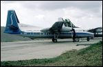 photo of Fokker F-27 Friendship 600RF PH-EXG