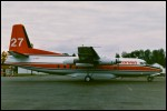 photo of Fokker F-27 Friendship 600 C-GSFS