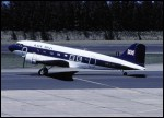 photo of Douglas DC-3-208 VP-LVH